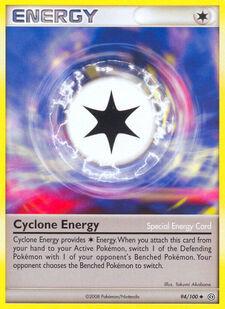 Cyclone Energy (SF 94)