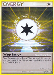 Warp Energy (SF 95)