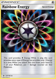Rainbow Energy (SUM 137)