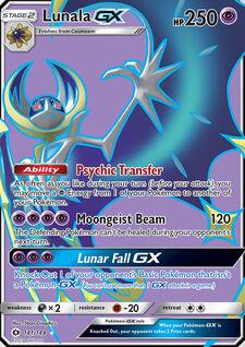 Lunala-GX (SM 141)