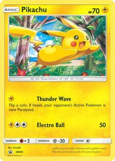 Pikachu (SMP SM04)
