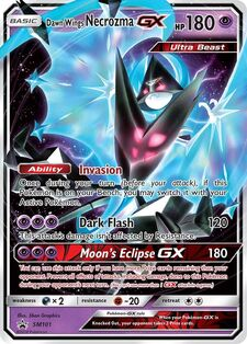 Dawn Wings Necrozma-GX (SMP SM101)