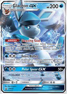 Glaceon-GX (SMP SM147)