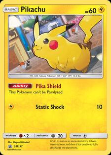 Pikachu (SMP SM157)