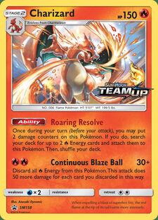 Charizard (SMP SM158)