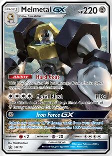 Melmetal-GX (SMP SM178)