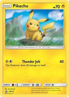 Pikachu (SMP SM183)