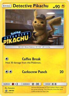 Detective Pikachu (SMP SM190)