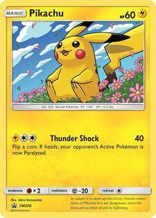 Pikachu (SMP SM206)
