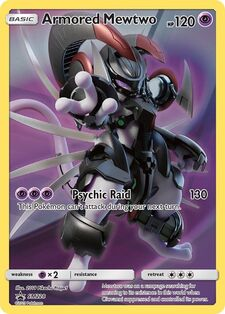 Armored Mewtwo (SMP SM228)