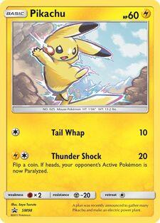 Pikachu (SMP SM98)