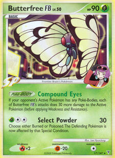 Butterfree FB (SV 17)