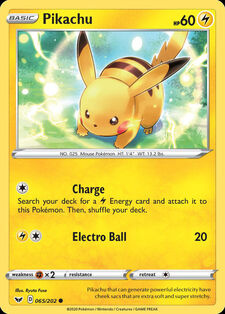 Pikachu (SSH 65)