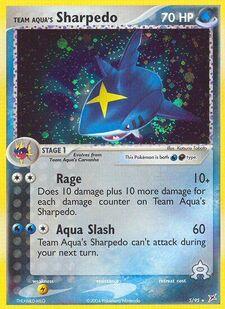 Team Aqua's Sharpedo (MA 5)