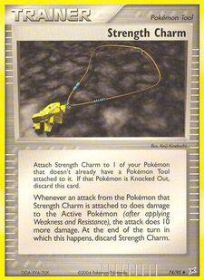 Strength Charm (MA 74)