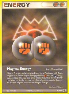 Magma Energy (MA 87)