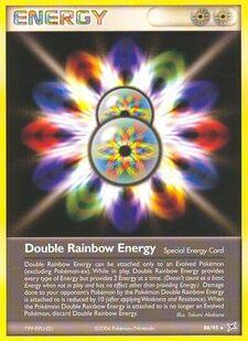 Double Rainbow Energy (MA 88)