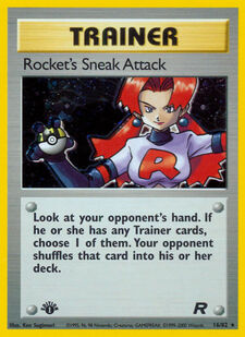 Rocket's Sneak Attack (TR 16)