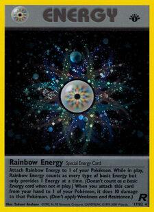 Rainbow Energy (TR 17)