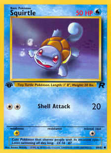 Squirtle (TR 68)