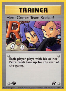 Here Comes Team Rocket! (TR 71)