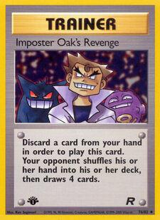 Imposter Oak's Revenge (TR 76)