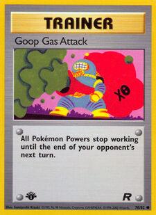 Goop Gas Attack (TR 78)
