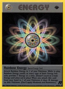 Rainbow Energy (TR 80)