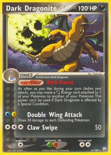 Dark Dragonite (TRR 15)