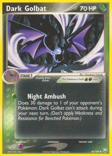 Dark Golbat (TRR 34)