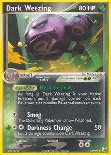 Dark Weezing (TRR 42)