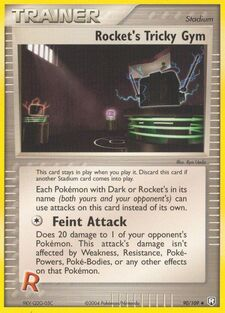 Rocket's Tricky Gym (TRR 90)