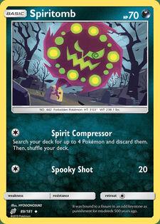 Spiritomb (TMU 89)