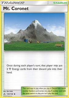 Mt. Coronet (UPR 130)