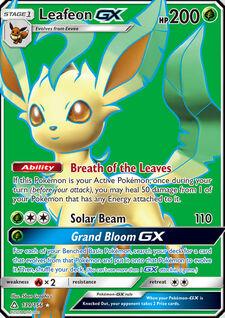 Leafeon-GX (UPR 139)