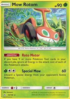 Mow Rotom (UPR 14)