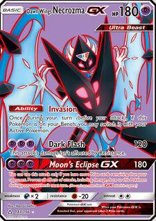 Dawn Wings Necrozma-GX (UPR 143)