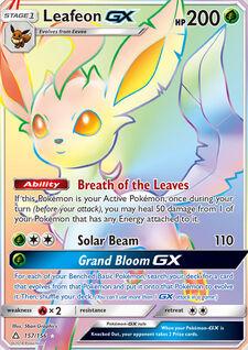 Leafeon-GX (UPR 157)