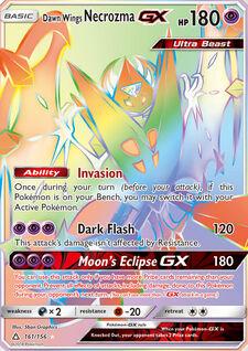 Dawn Wings Necrozma-GX (UPR 161)