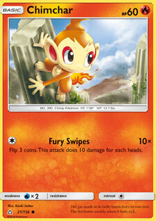 Chimchar (UPR 21)