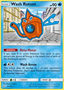 Wash Rotom (UPR 40)