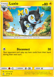 Luxio (UPR 47)