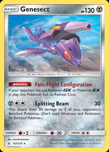 Genesect (UNB 127)