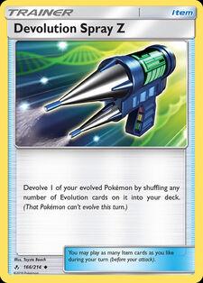 Devolution Spray Z (UNB 166)