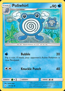 Poliwhirl (UNB 38)