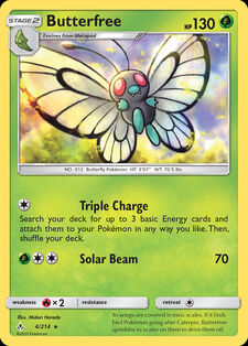 Butterfree (UNB 4)