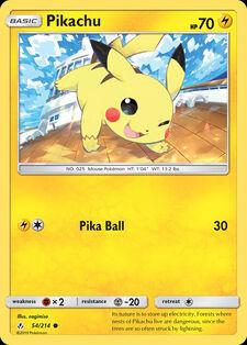 Pikachu (UNB 54)