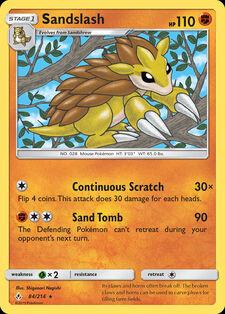 Sandslash (UNB 84)