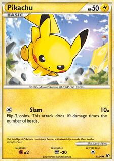 Pikachu (UD 61)