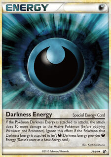 Darkness Energy (UD 79)
